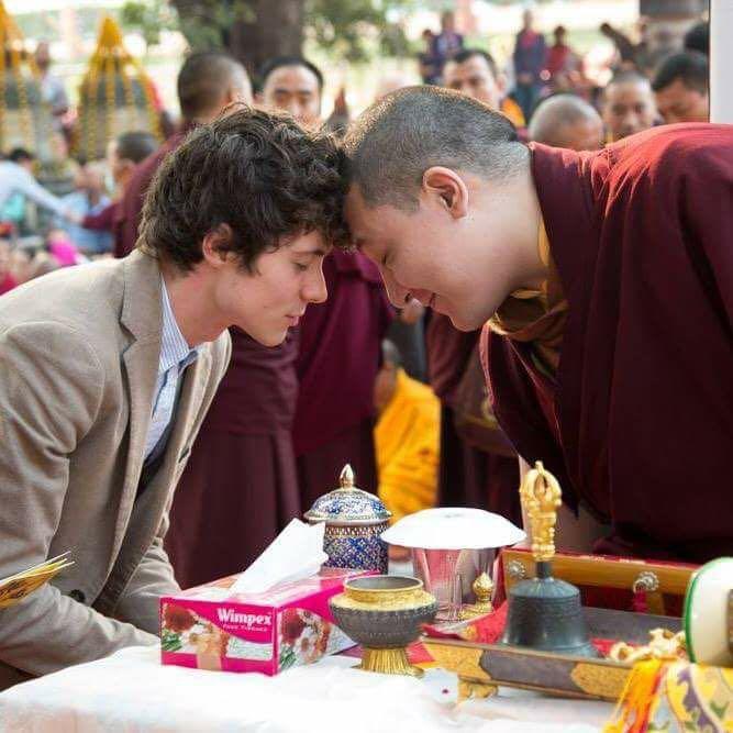 Heaven und Karmapa